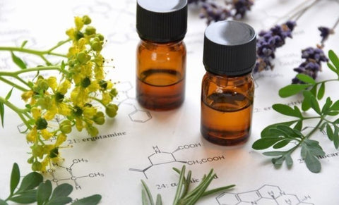 Essential oils are great for removing scars - No B.S. Skincare