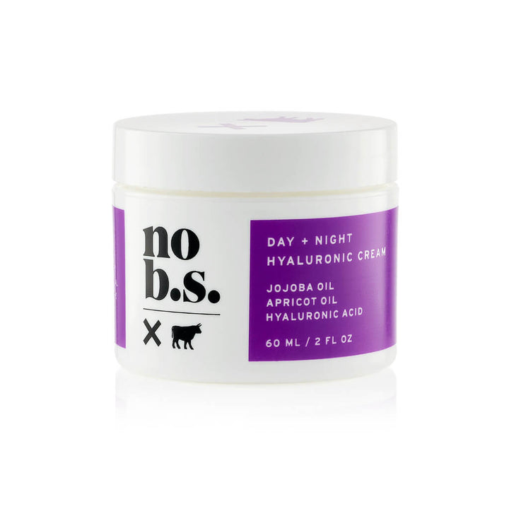 Day + Night Hyaluronic Cream - No B.S. Skincare products