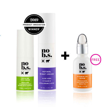Skincare Discovery kit (3 full-size products + 4 testers)