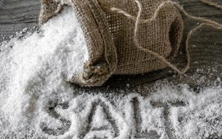 5 types of salt and how to use them in your kitchen