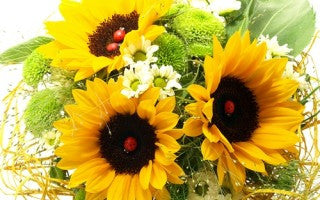 Flower power: Brighten your home with your own flower arrangements