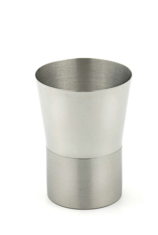 StainlessLUX 71185 Two-tone Stainless Steel Tumbler (8 Oz)