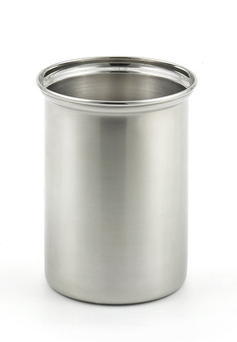 StainlessLUX 75334 Brilliant Stainless Steel Utensil Holder / Kitchen Crock