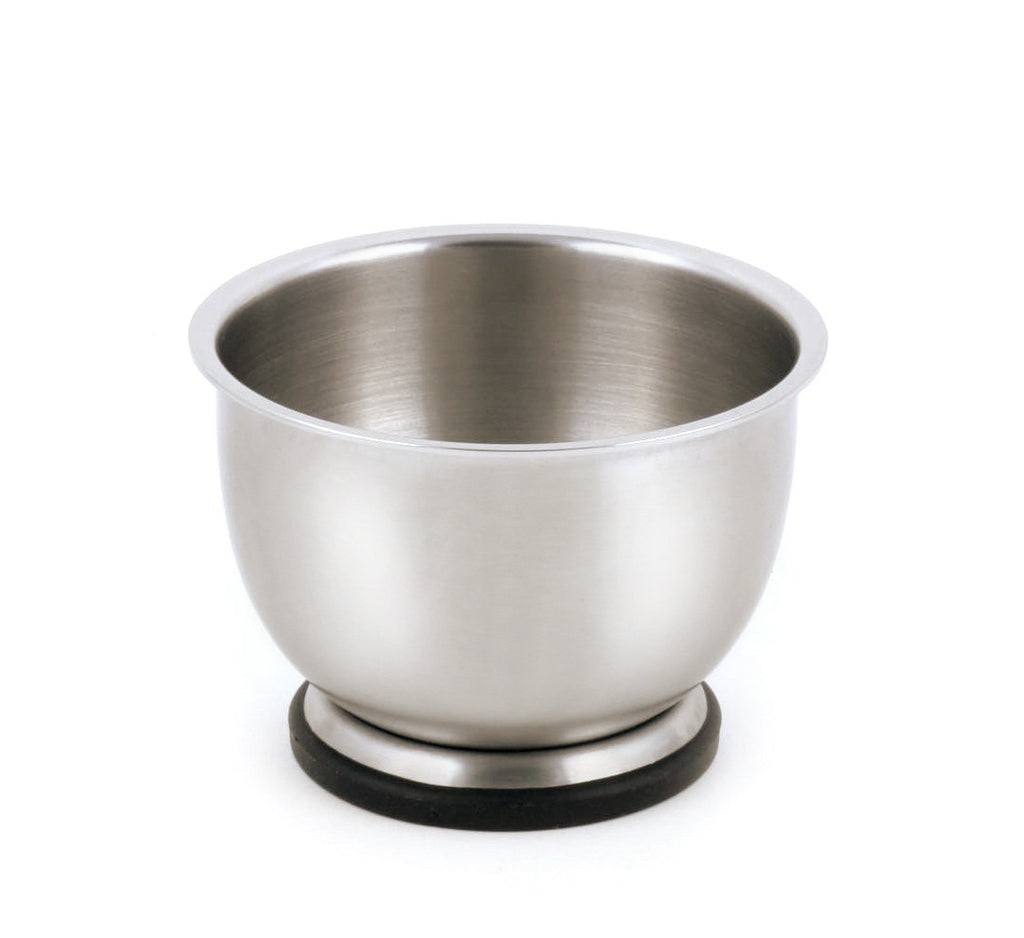 StainlessLUX 75553 Brushed Stainless Steel Bowl