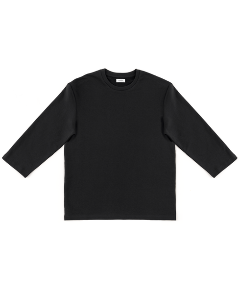 3/4 sweat / black