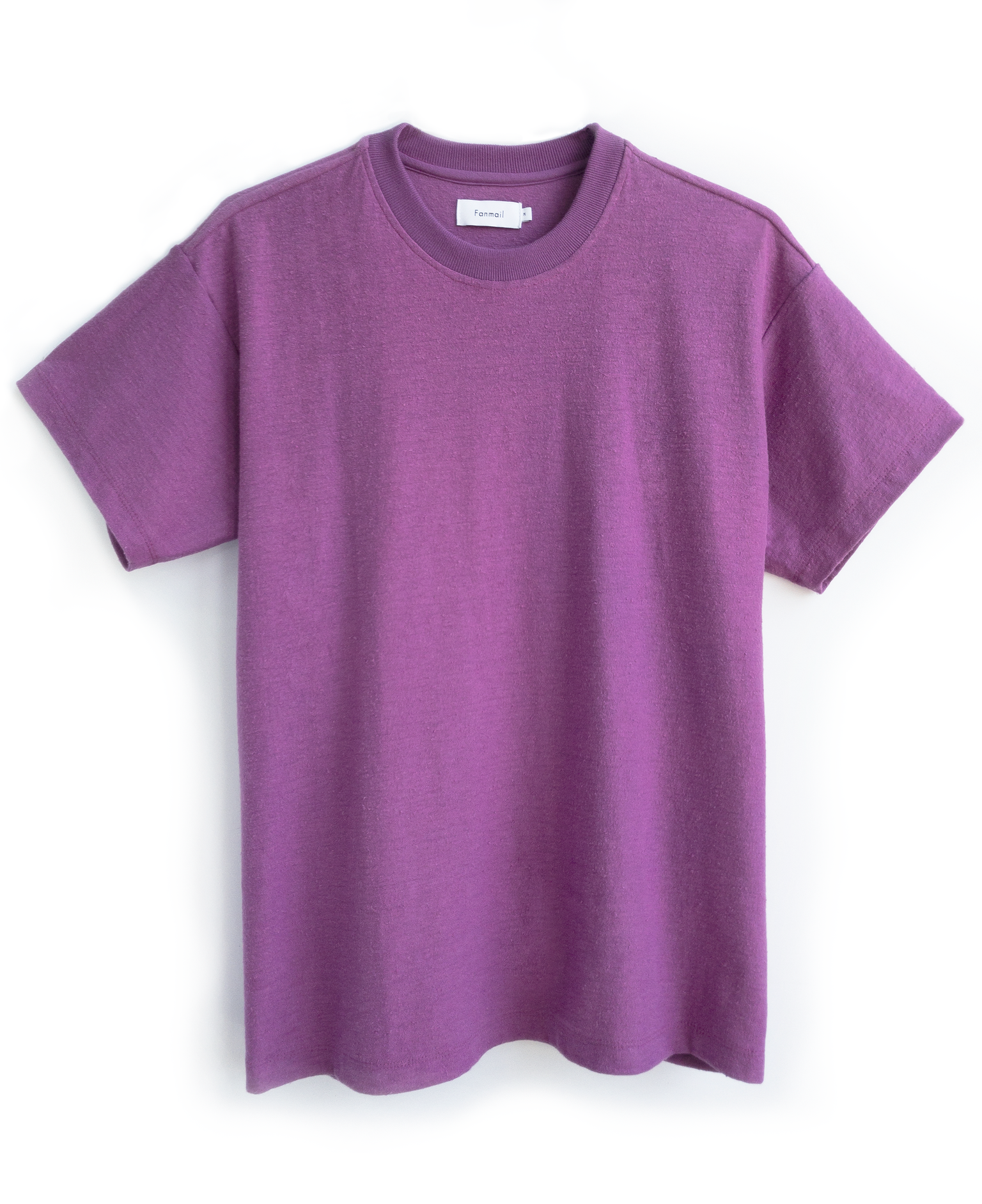 boxy tee / fuchsia - sold out