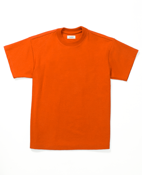 boxy tee / int'l orange
