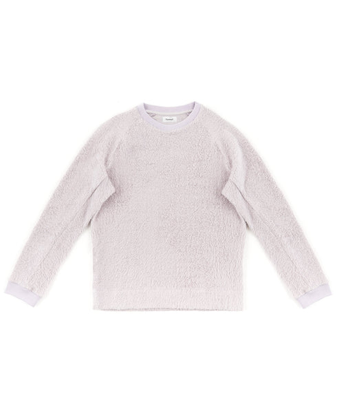 sherpa sweat / lilac