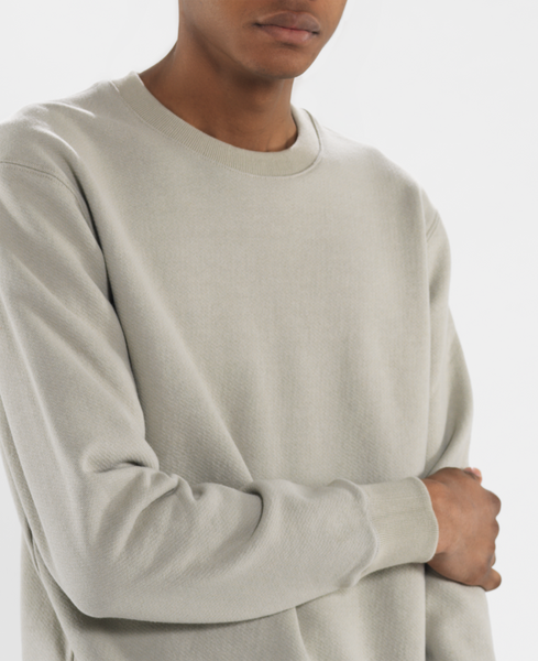 standard sweat / pewter gray