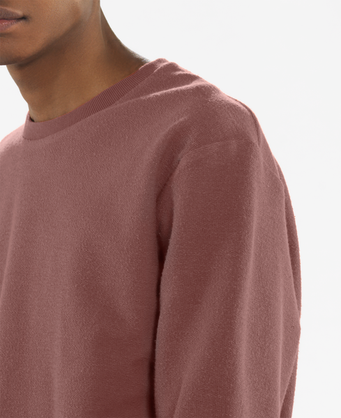 3/4 sweat / rose pink