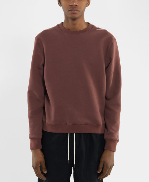 Sweatshirt - Standard Sweat / Rose Pink