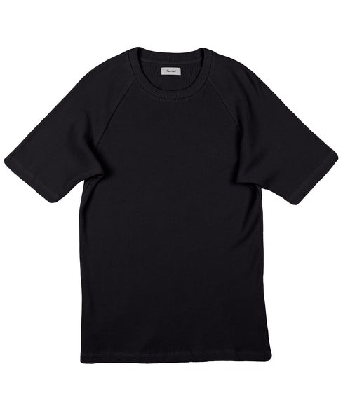 T - Shirt - Raglan Tee / Seal Black