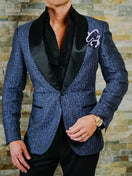 S by Sebastian Cobalt Ciottoli Dinner Jacket