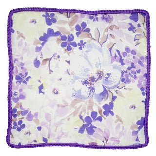 Atunno Fiore with Purple Signature Border