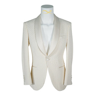Vaniglia Honeycomb Dinner Jacket