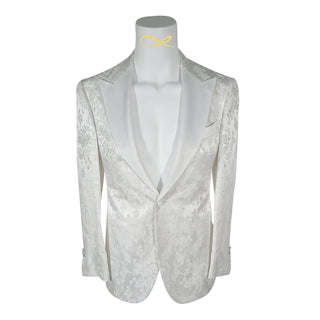 S by Sebastian Zar Bianco Jacket