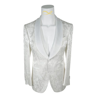 S by Sebastian Zar Bianco Dinner Jacket