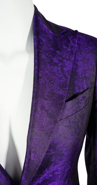 Purple Brillo Jacket
