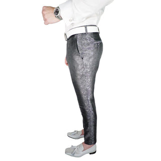 Gunmetal Brillo Trousers