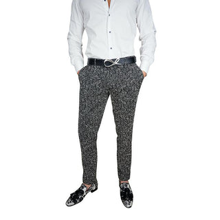 Tormalina Tweed Trousers