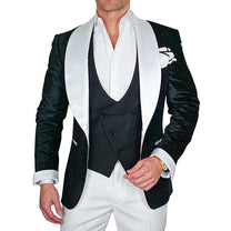S by Sebastian Jade Silk Copia Dinner Jacket