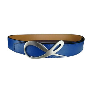 Classica Nero Opal Caramello Yellow Gold Belt