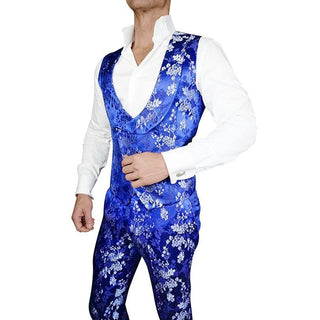 S by Sebastian Zar Mezzanotte Double Breasted Waistcoat