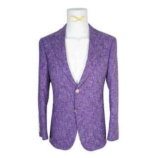 Iris Lino Tweed Jacket