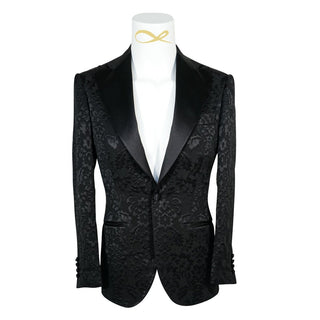 Black Fiore Jacket
