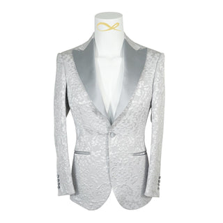Silver Fiore Jacket