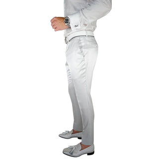 Silver Lucentezza Trousers