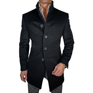 Black Mandani Coat