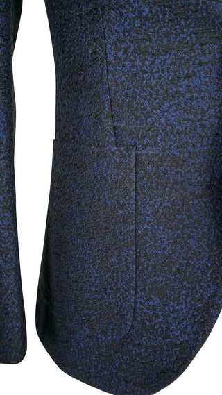 Midnight Blu Tweed Jacket
