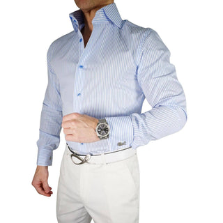 Sky Blue Awning Dress Shirt