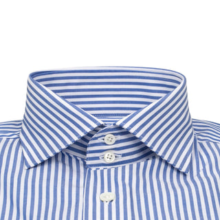 Azure Awning Poplin Dress Shirt