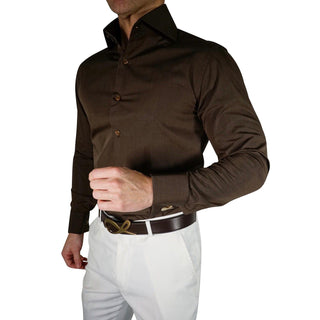 Chocolate Dress Shirt