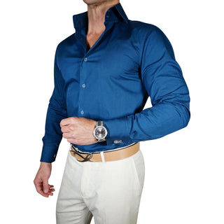 S by Sebastian Royal Blue Dress Shirt