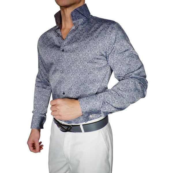 S by Sebastian Grey Pensiero Dress Shirt