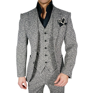 Ash Granelli Tweed Jacket