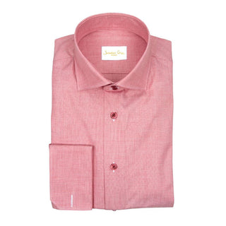 Faded Cardinale Dress Shirt