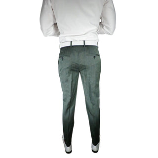 S by Sebastian Hunter Verde Trousers
