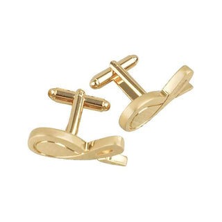 Rose Gold Signature Cufflinks