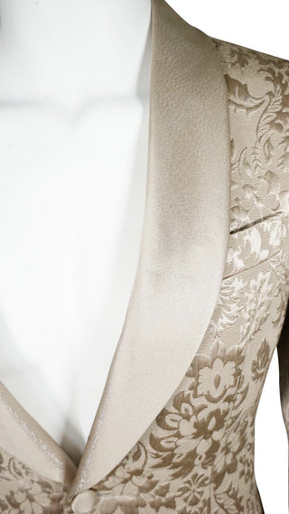 Champagne Oro Fiore Dinner Jacket