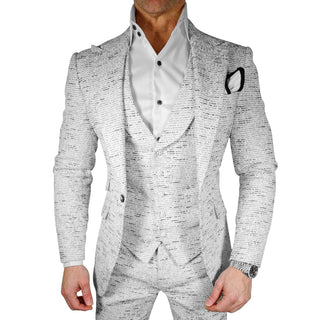 S by Sebastian Zibellino Honeycomb Jacket