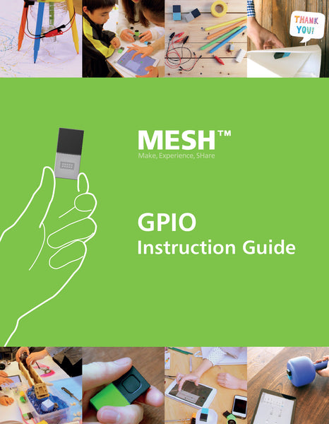 GPIO Instruction Booklet - Free!