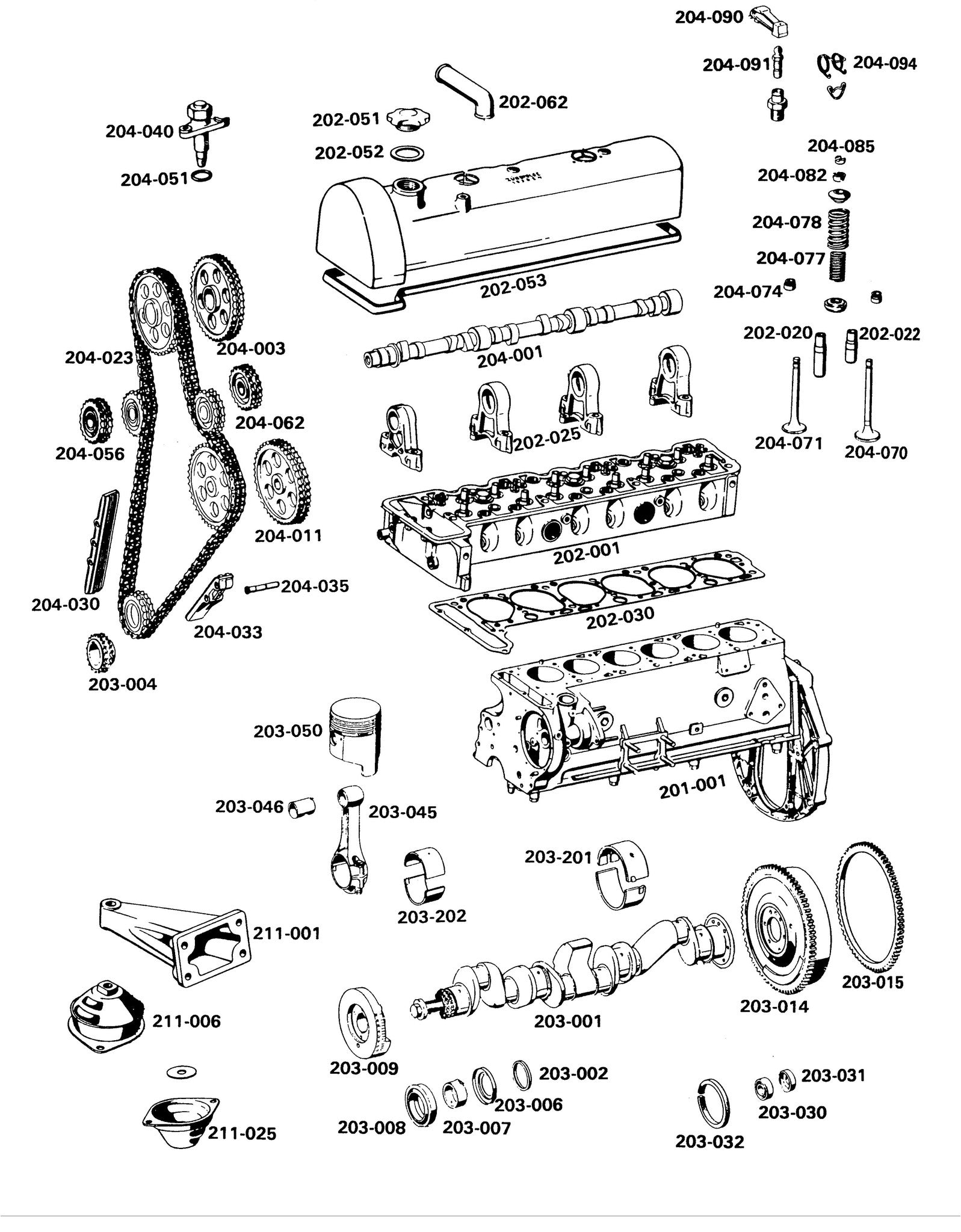 ENGINE PARTS – Star Quality Parts
