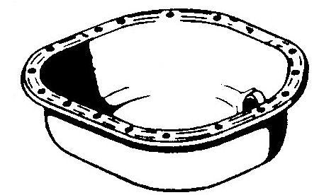 201-047 LOWER OIL PAN