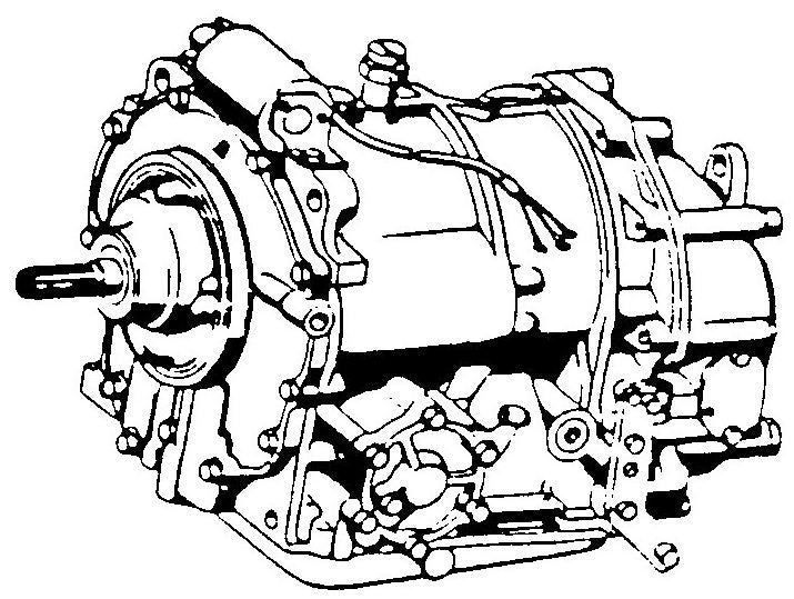 215-001 AUTOMATIC TRANSMISSION