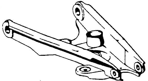 220-045 LOWER CONTROL ARM