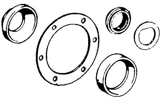 221-086K REAR WHEEL KIT